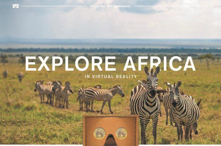 Sanctuary Retreats ermöglicht die Safari auf dem Smartphone.