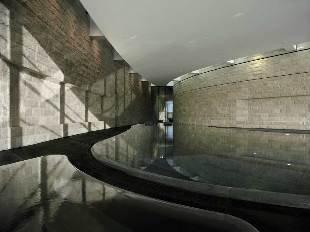 Pool im Dolder Grand Hotel Zürich