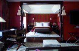 Zimmer im La Reserve Genf