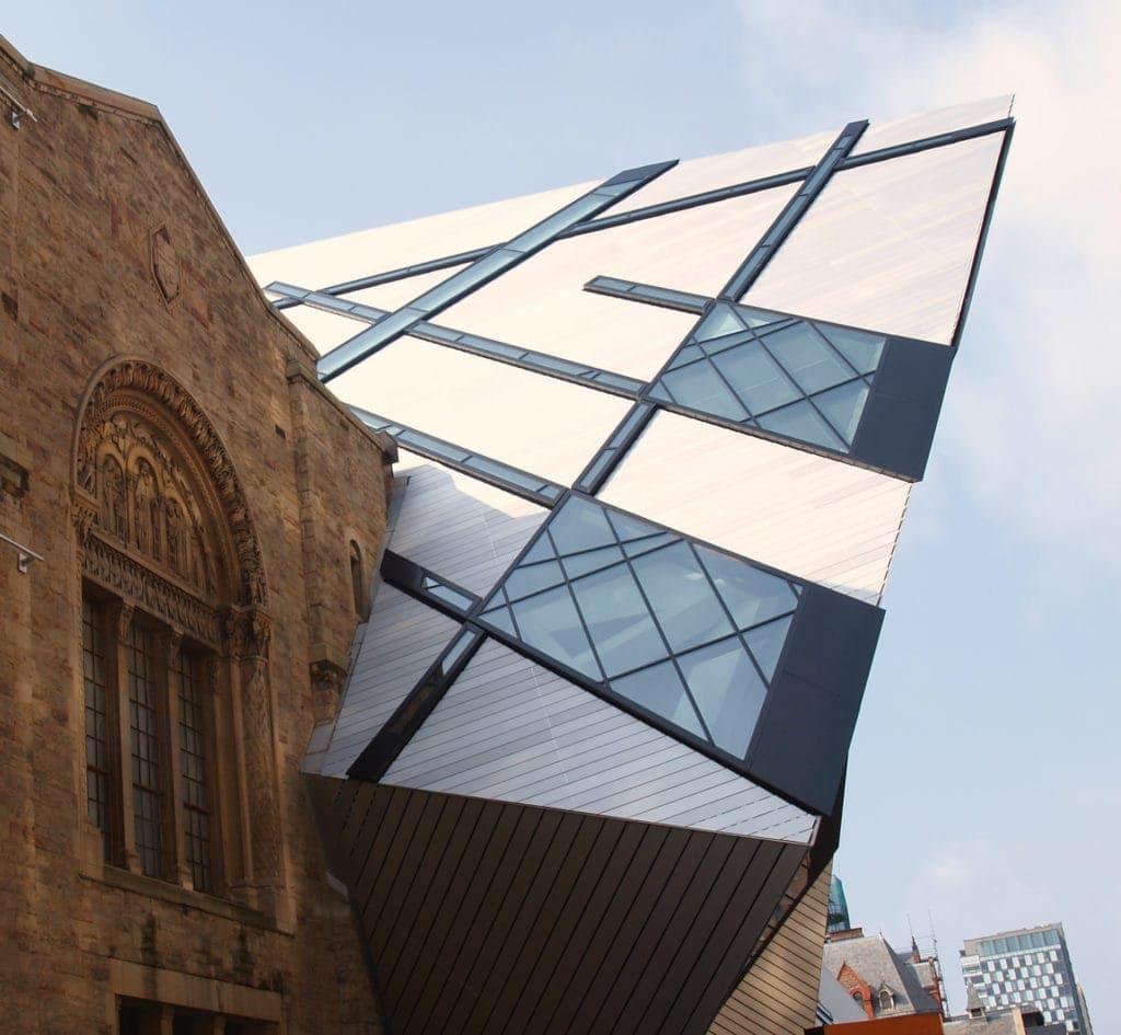 ROM Museum Architektur by Daniel Libeskind
