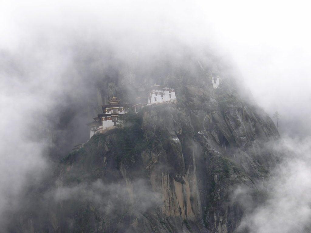 Tiger's Nest im Bhutan