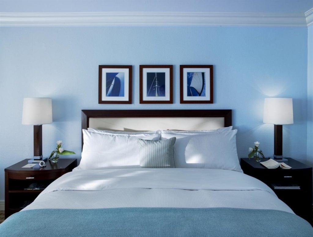 Zimmer im Fairmont Monte Carlo