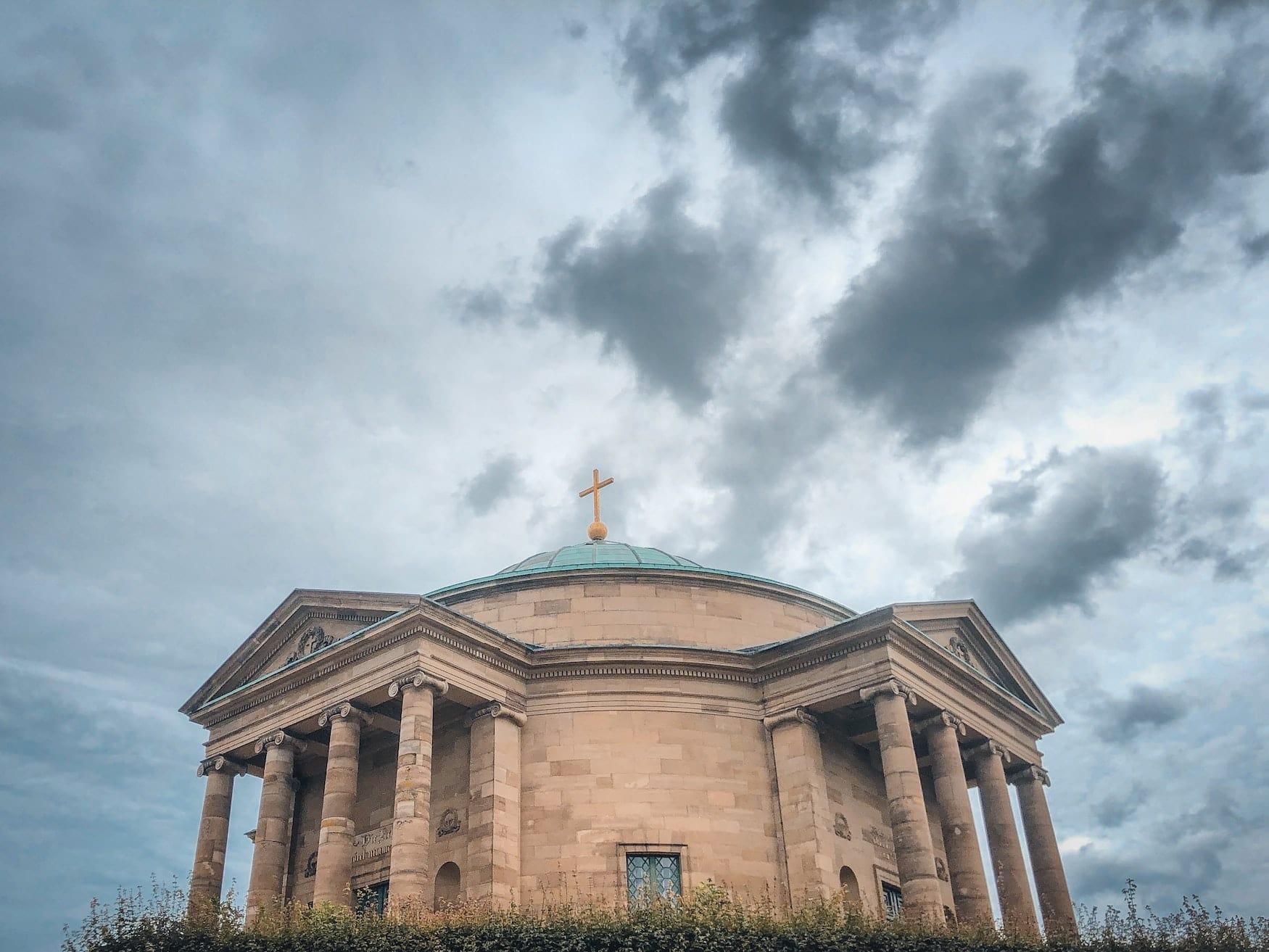 Grabkapelle auf dem Wirtemberg
