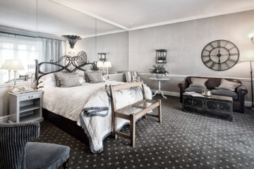 Superior Room im Cape Grace in Kapstadt
