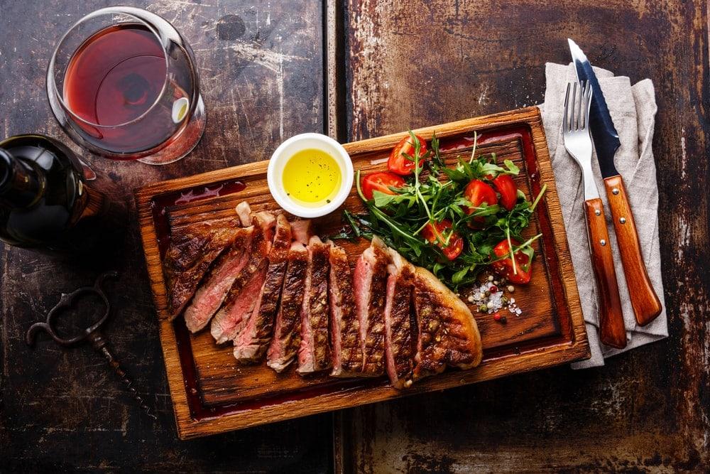 Steak essen in Darwin