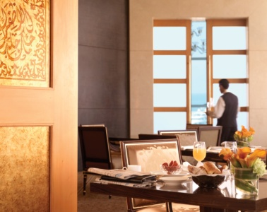 Frühstück im Four Seasons Beirut