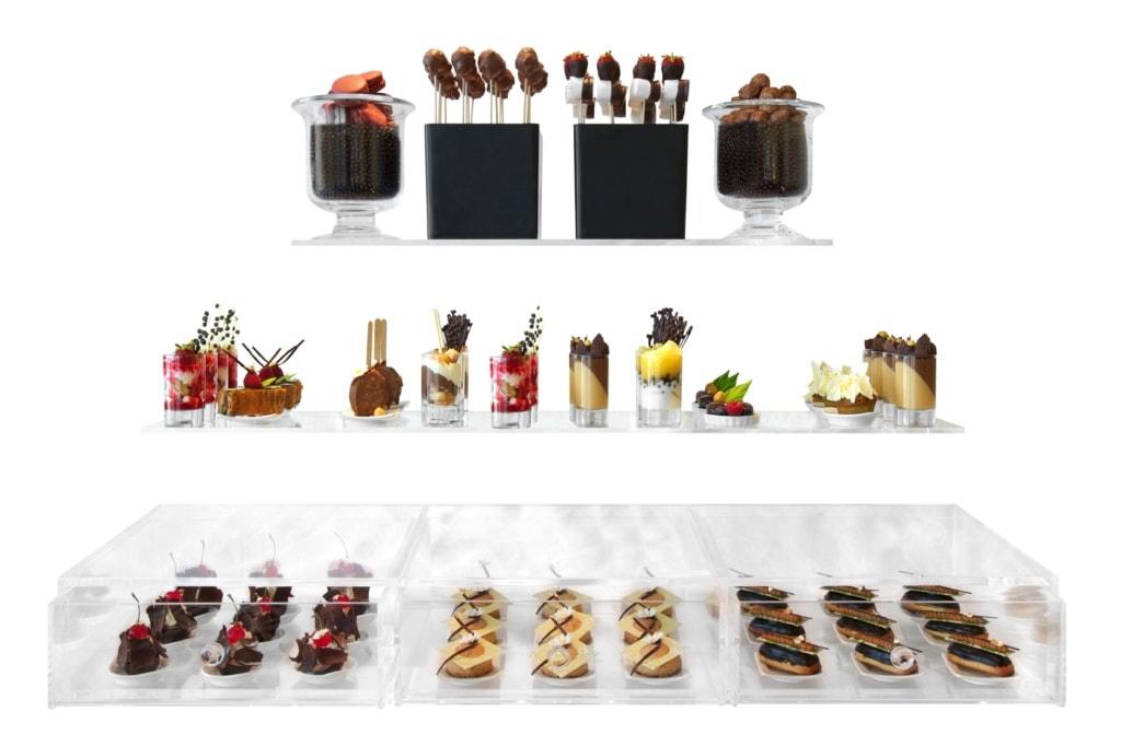Süßigkeiten-Buffet im Four Seasons Beirut