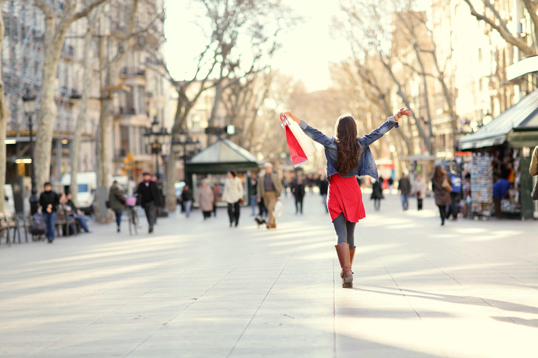 Barcelona Shopping F Maridav reisen EXCLUSIV