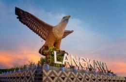 Eagle Square, Dataran Lang, Langkawi