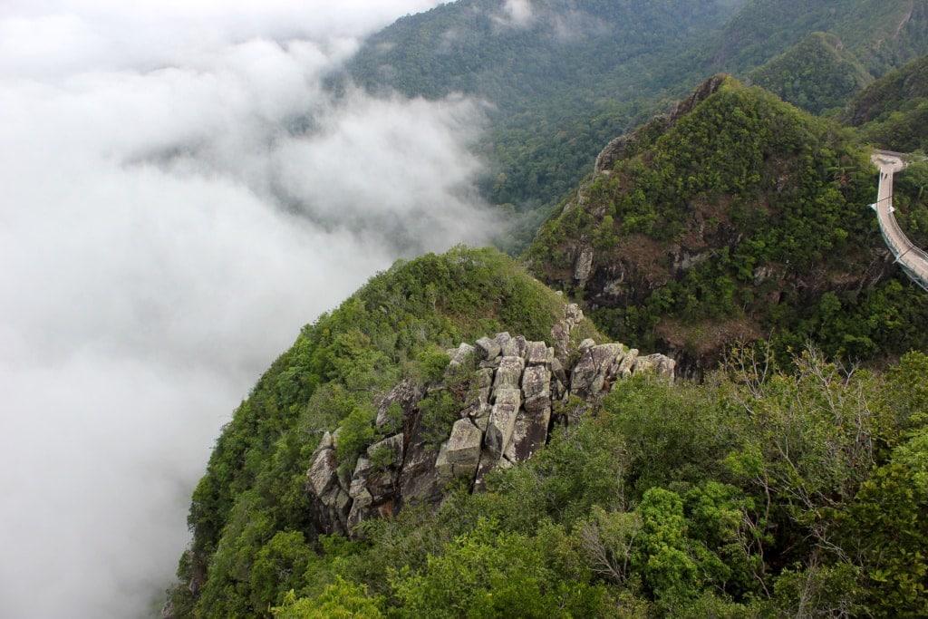 Gunung Raya auf Langkawi