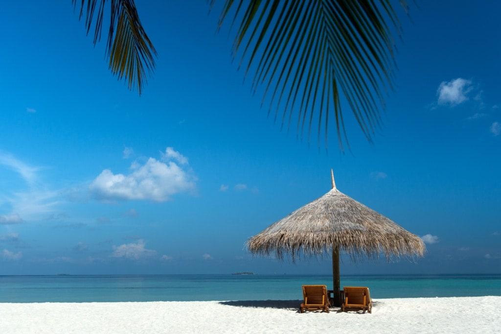 Conrad Maldives auf Rangali Island