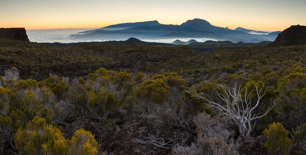 Piton des Neiges auf La Reunion