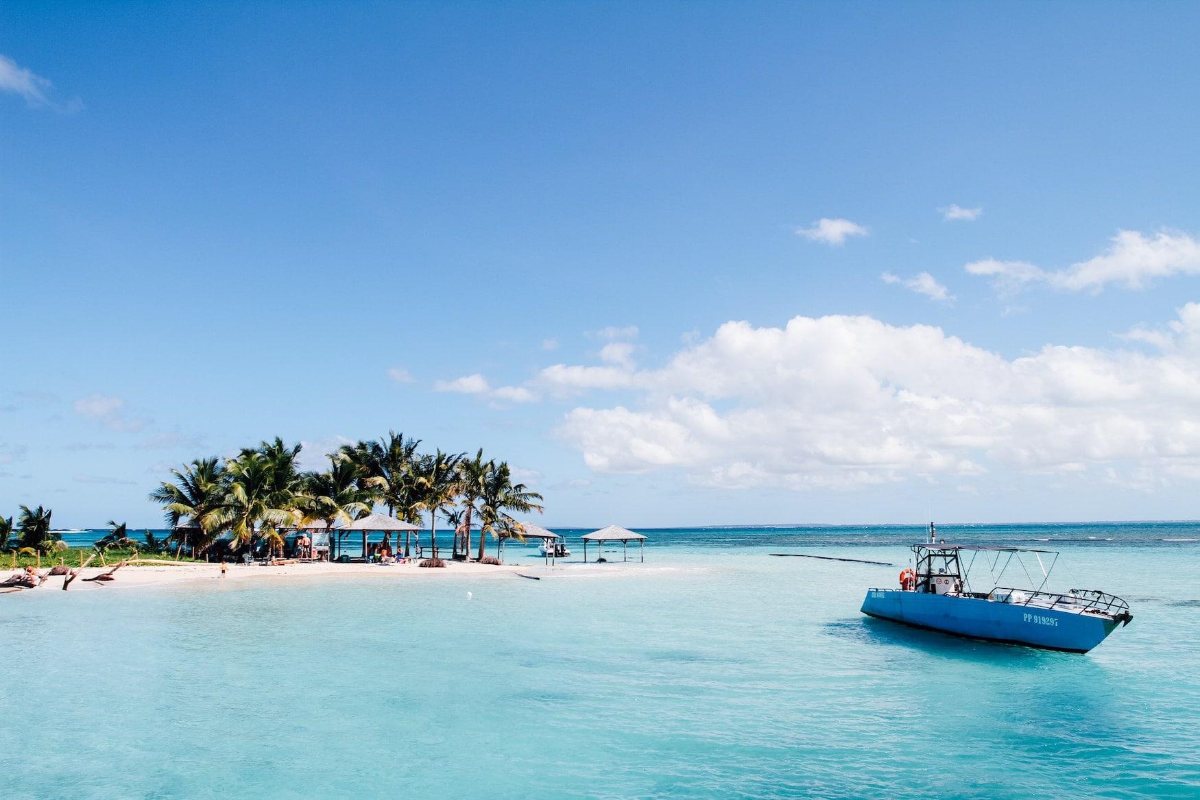 Postkartenidylle auf Guadeloupe, Karibik