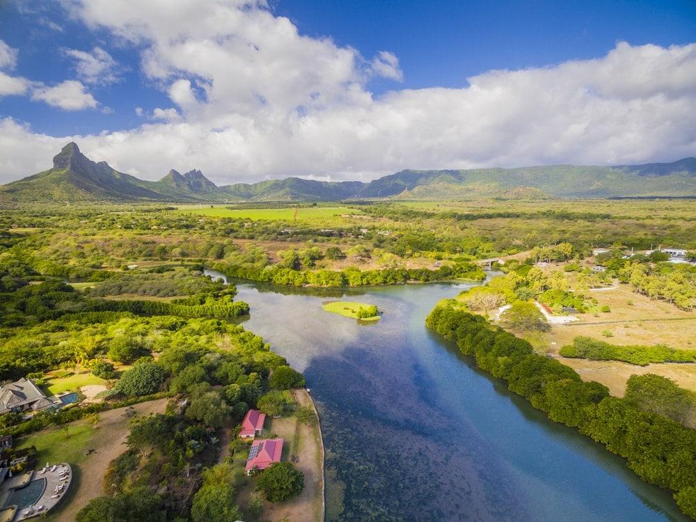 Black River Gorges National Park auf Mauritius