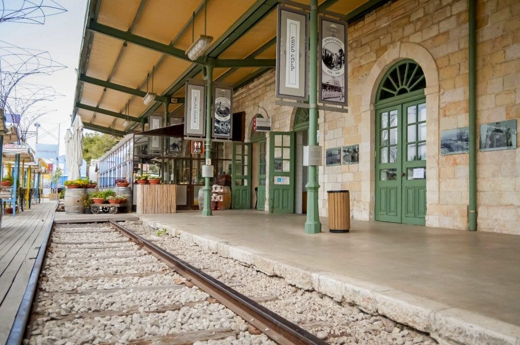 HaTachana-Bahnhof in Tel Aviv