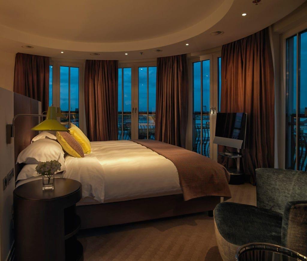 Die Zimmer im The Charles Hotel, München
