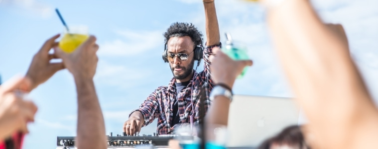 DJ Open-Air