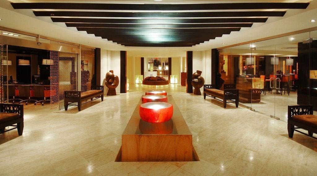 Lobby des Paradisus Punte Cana Resorts