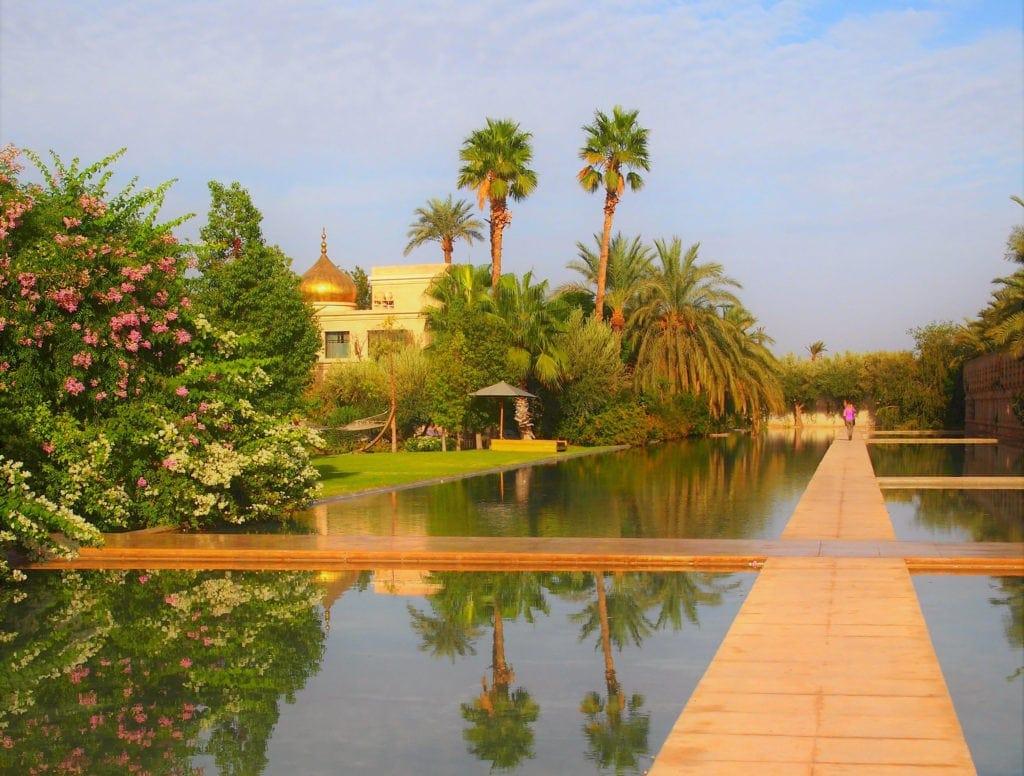 Ein einzigartiges Erlebnis: Luxusurlaub im Palais Namaskar, Marrakesch