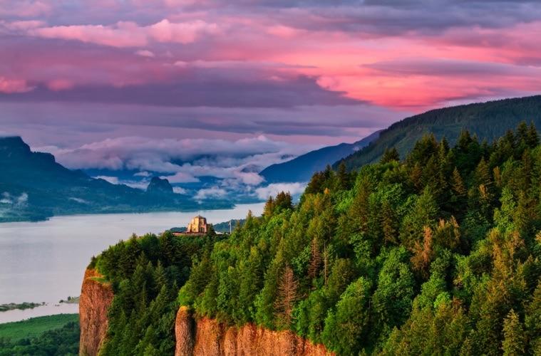 Columbia River Gorge E