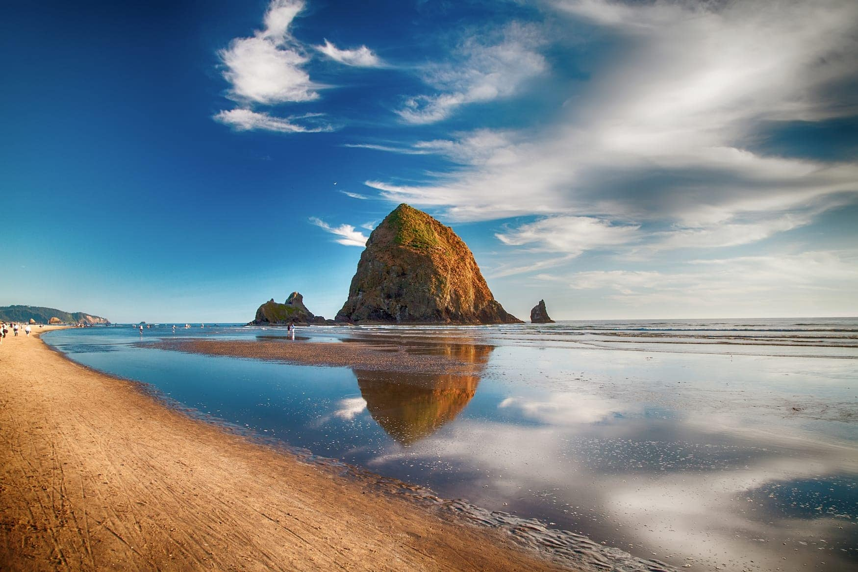 cannon beach in Oregon