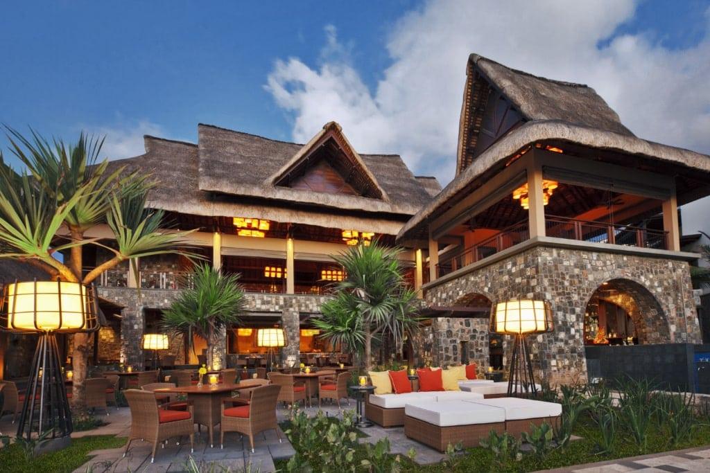 Restaurant im Angsana Balaclava auf Mauritius