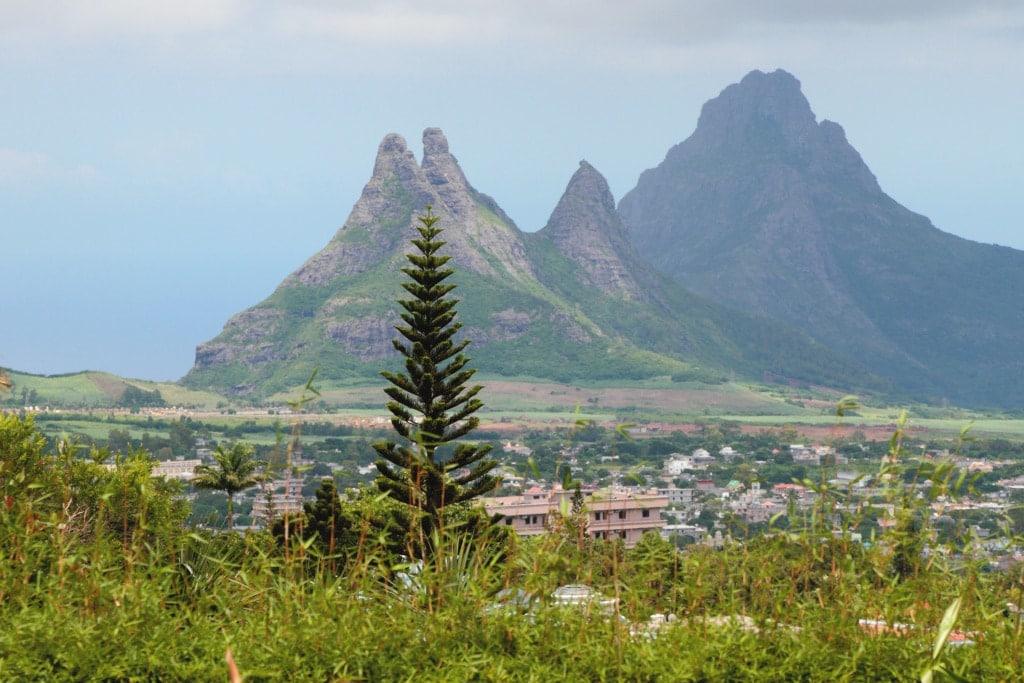 Curepipe auf Mauritius