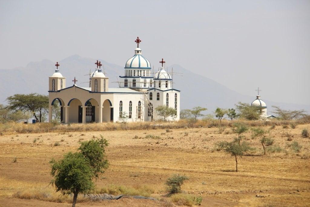Kirche in Äthiopien