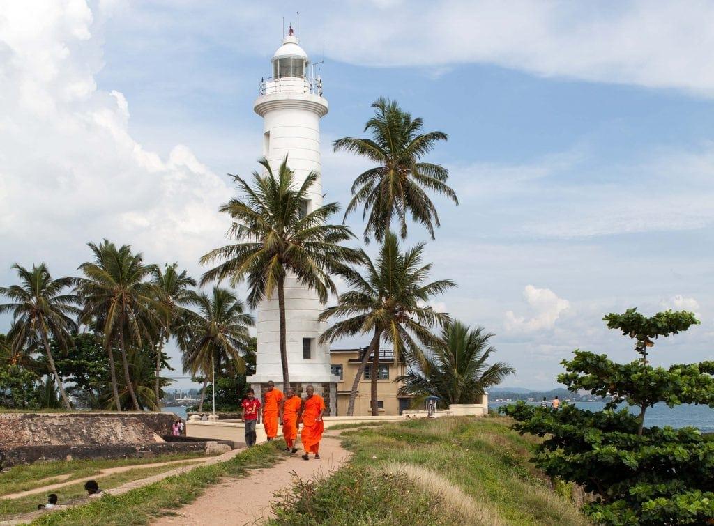 Galle – ein wunderschönes Kolonialstädtchen an der Westküste von Sr Lanka