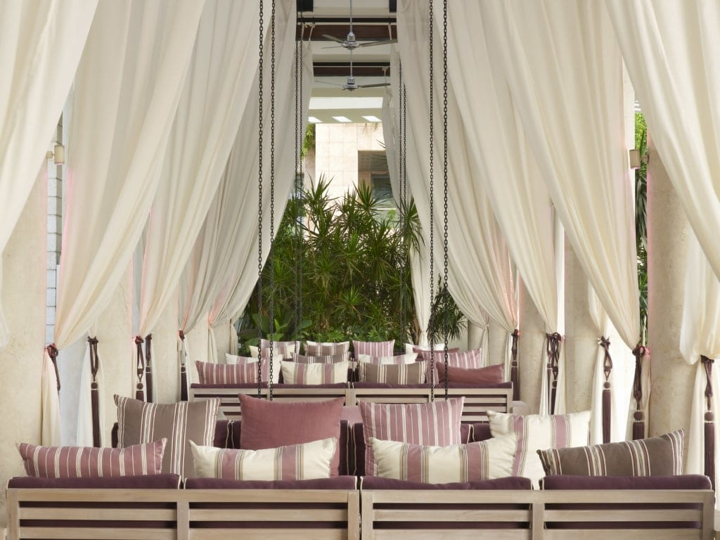 Amethyste Lounge im Phoenicia Hotel