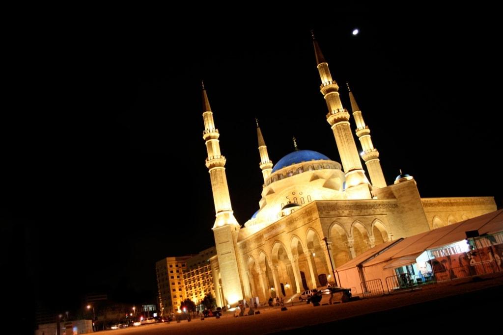 Hariri-Moschee in Beirut