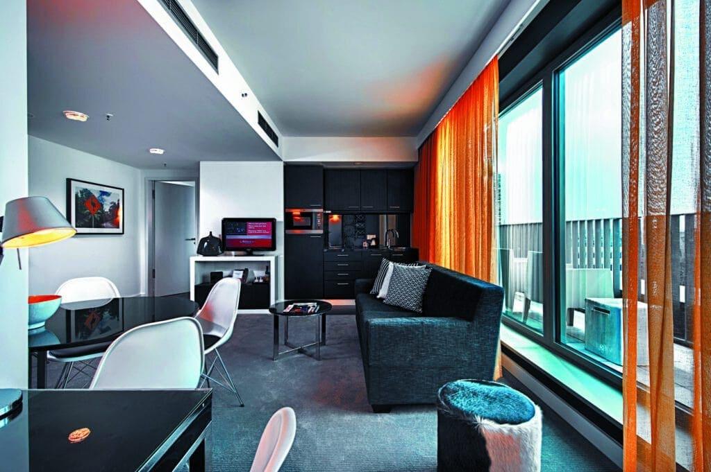 Adina Apartent HotelBerlin Hackescher Markt