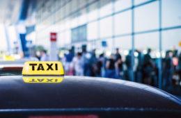 Taxi-Tarife vom Flughafen ins Stadtzentrum