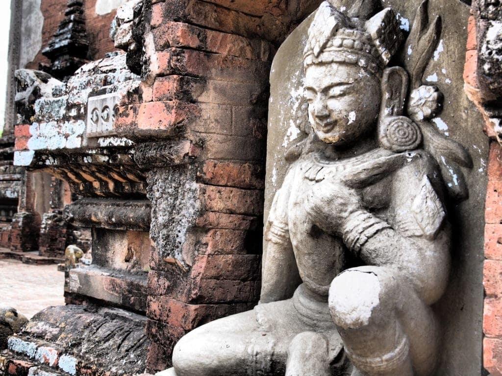 Wie aus einer längst vergessenen Zeit: Bagan, Myanmar