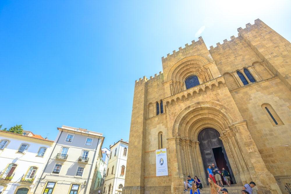 Reise mit dem Fahrrad durch Portugal: Stopp in Coimbra