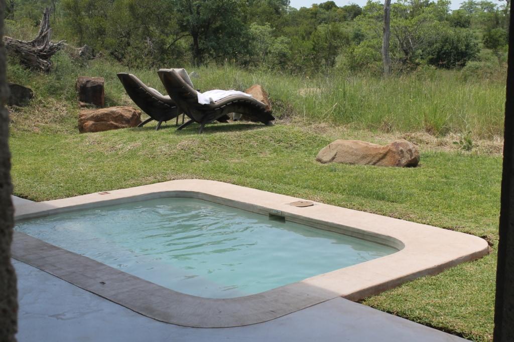 Earth Lodge in Südafrika
