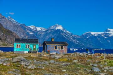 Natur Grönland