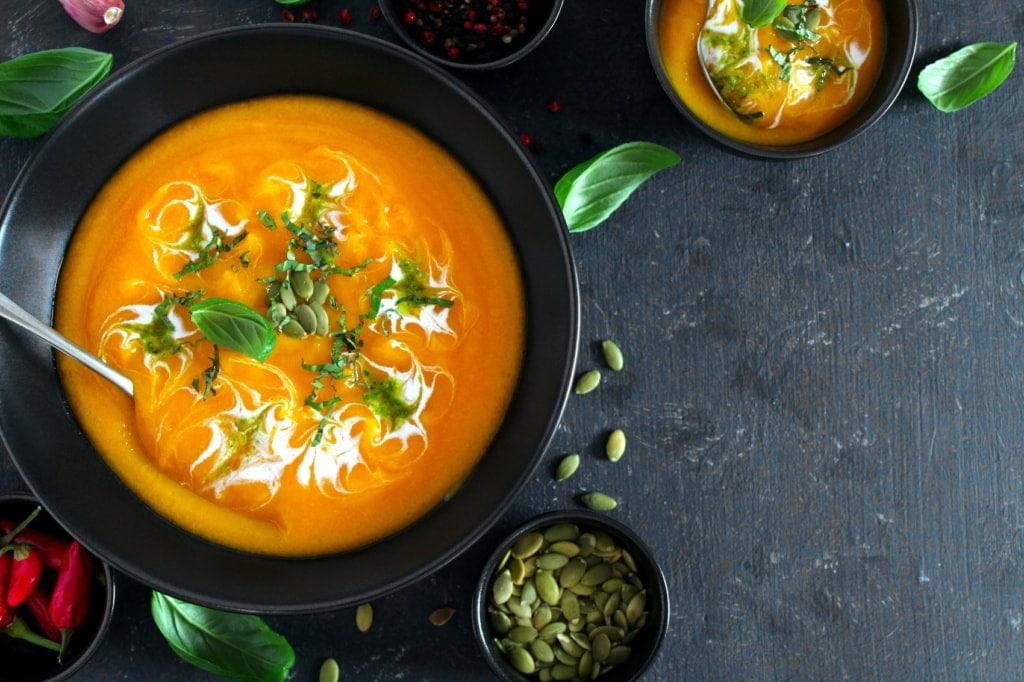 Suppen sind teil einer Detox-Ernährung!