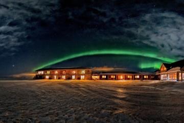 Hotels, die sich in nächster Nähe zum Nordlicht befinden: Hotel Ranga