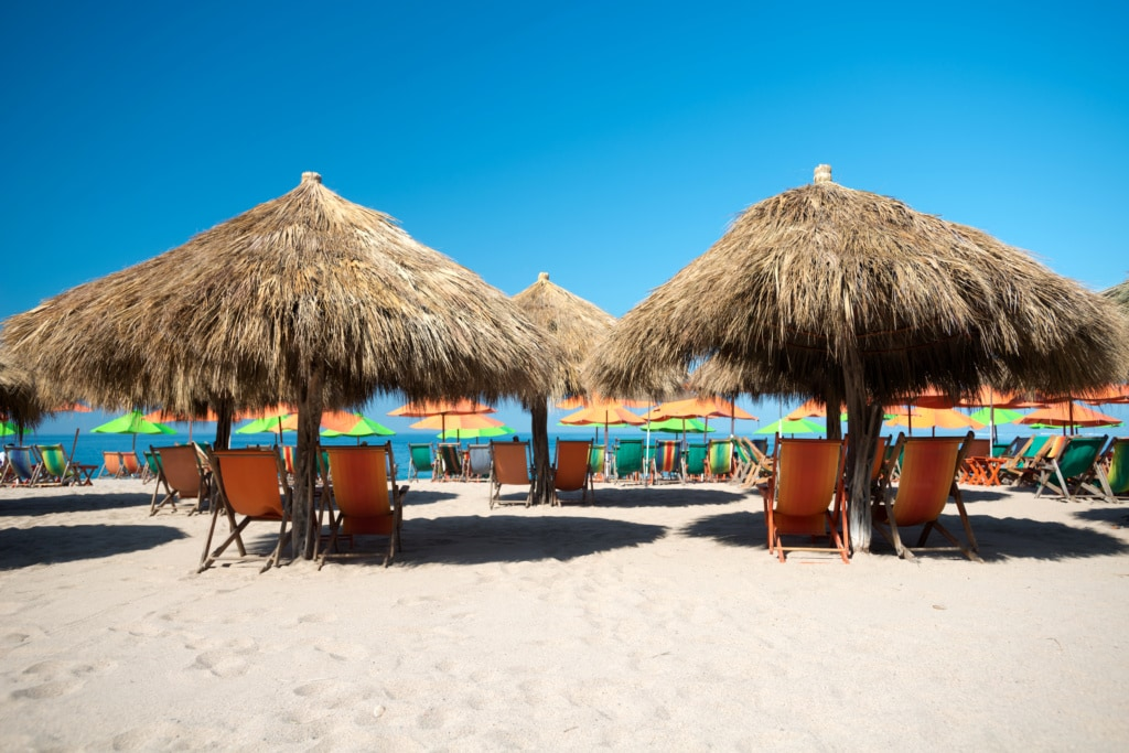Puerto Vallarta bedeutet Strandurlaub - aber an der Pazifikküste in Mexiko.