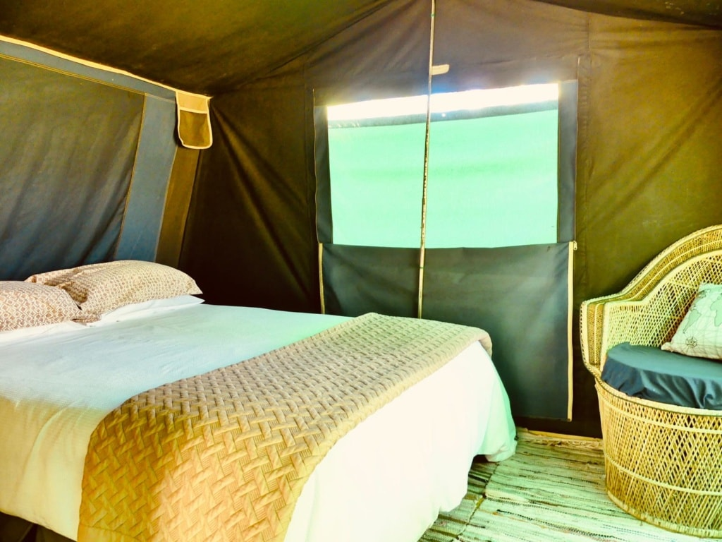 Pagoda Lodge Glamping in Neuseeland