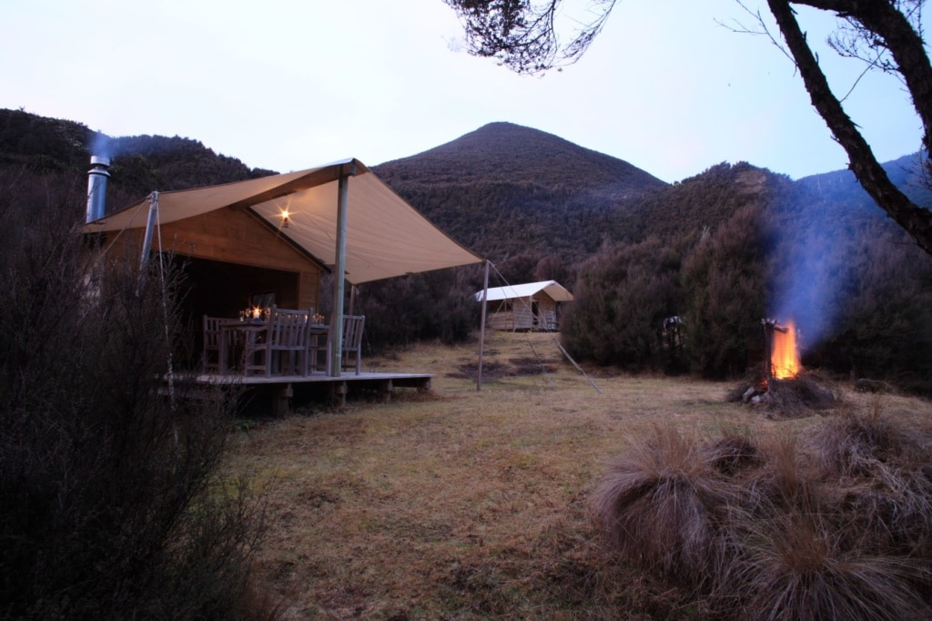 Poronui Safari Camp (Taupo)