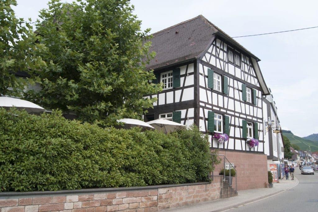 Das Hotel Ritter in Durbach, Schwarzwald