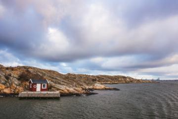 Schären von Göteborg: Ausflug mit dem Boot