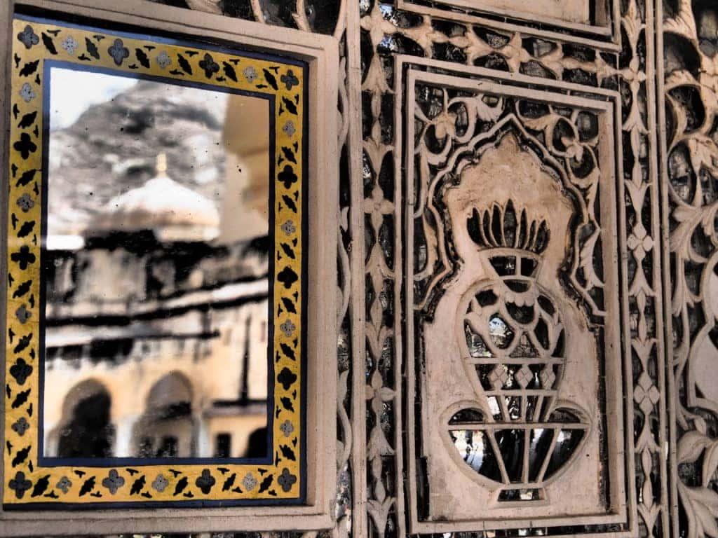 Amber Fort - wie aus einer anderen Welt - jaipur, Rajasthan