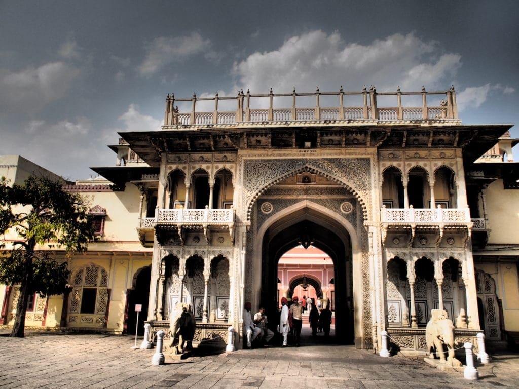 Mondpalast Jaipur