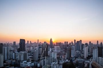 Was man in Johannesburg gesehen haben sollte: Skyline
