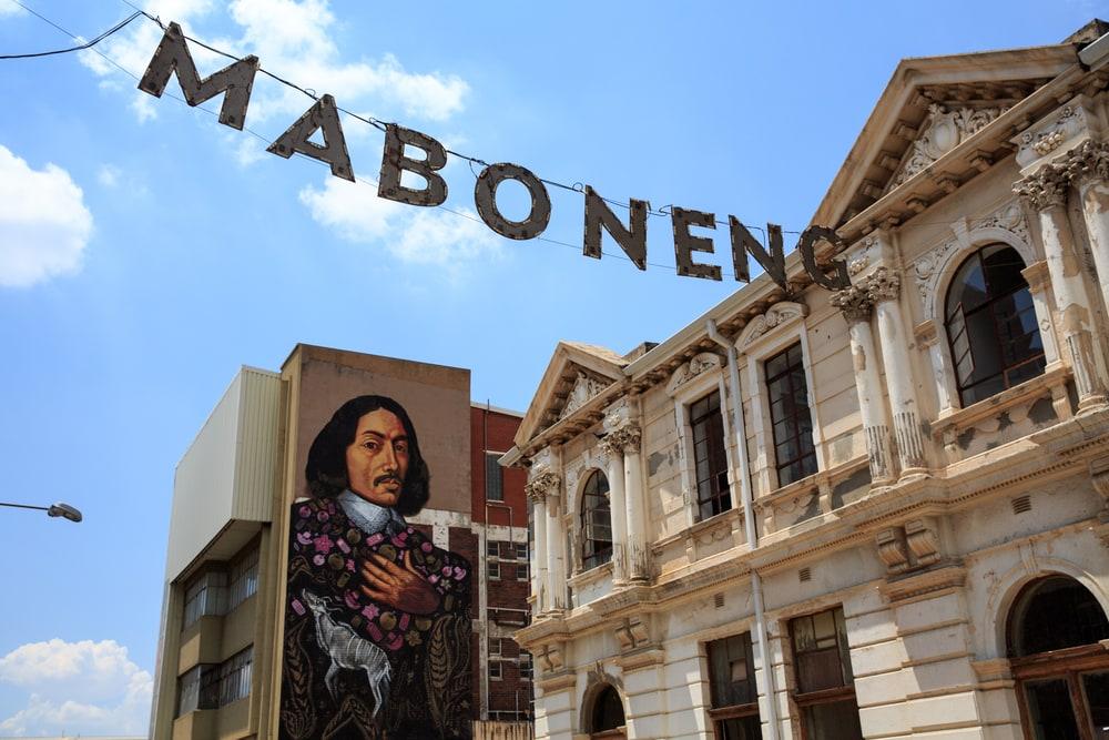 Was man in Johannesburg gesehen haben sollte: Maboneng-Viertel