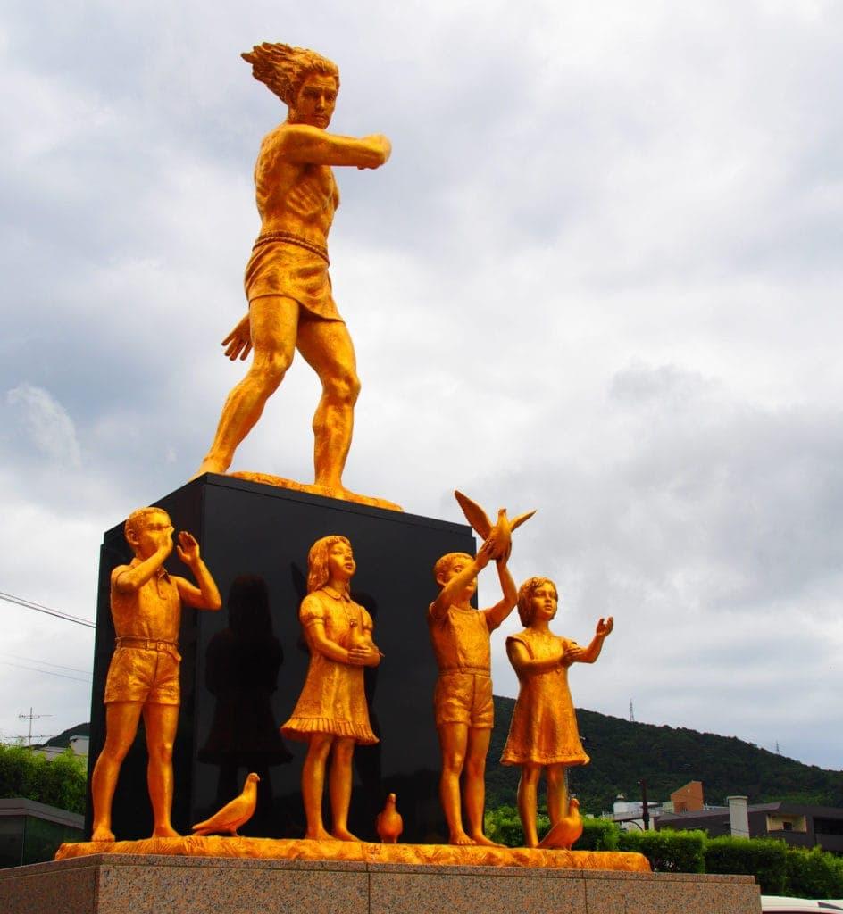 Atombombenmuseum in Nagasaki - Kyushu