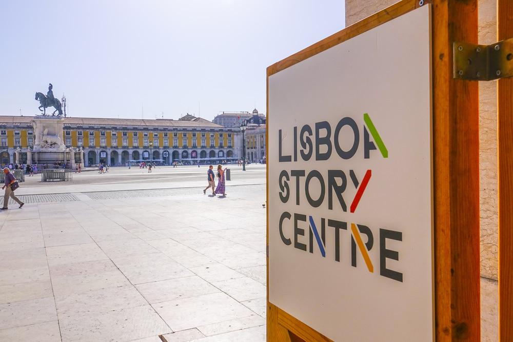 Lisboa Story Centres in Lissabon